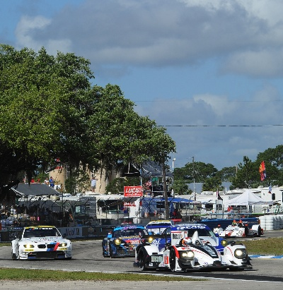 2013 SEASON STARTS WITH SEBRING WINTER TEST