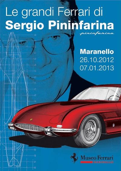 Sergio Pininfarina's Great Ferraris At The Museo In Maranello