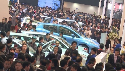 A Taste Of Shanghai: Concepts, Evs, Crowds