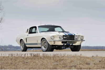 Mecum Set To Offer The Legendary Shelby GT500 Super Snake At Indy