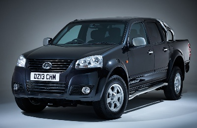 BRITAIN'S BEST-VALUE PICK-UP GETS TWO NEW SPECIAL EDITIONS