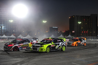 SUBARU TEAM CONCLUDES 2012 GLOBAL RALLYCROSS CHAMPIONSHIP SEASON WITH TWO CARS IN THE FINAL