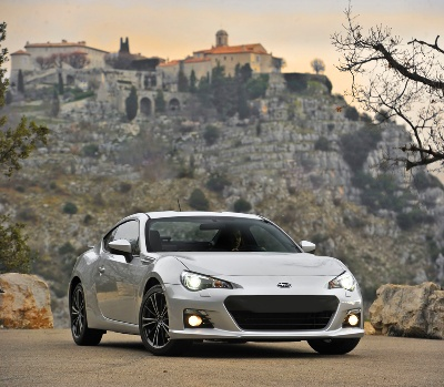 SUBARU BRZ'S 'FA20' BOXER ENGINE NAMED TO WARD'S '10 BEST ENGINES' OF 2013