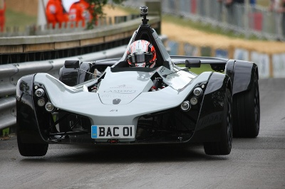 WORLD'S GREATEST SUPERCARS BATTLE FOR NEW FASTEST LAP AT PAGEANT OF POWER