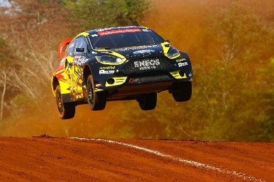 Tanner Foust Favored For X Games Medal Rookies Victorious After First-Corner Crash Claims Veterans