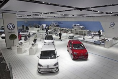 Volkswagen showcases mobility of the future