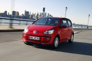 The up! named 'World Car of the Year 2012'