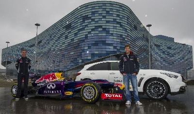 Sebastian Vettel Becomes First Formula One Driver To Sample New Grand Prix Venue In Sochi, Russia