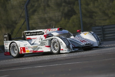 Wec Spa: Audi Presents Long-Tail R18