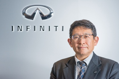 Yoichiro Kato Appointed New General Manager, Infiniti Product Development