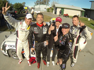 YOKOHAMA TIRES WIN AT THE 25 HOURS OF THUNDERHILL