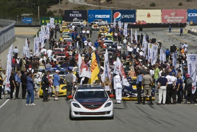 Plenty of Racing on the Schedule for American Le Mans Monterey