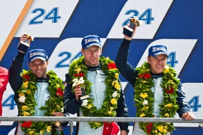 Aston Martin Vantage GTE Scores Podium On LeMans Debut