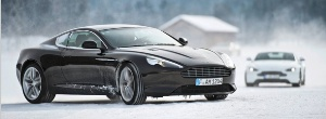 Aston Martin On Ice 2012 welcomes a record 200 participants