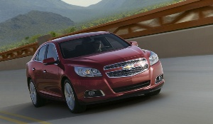Chevrolet Launches Malibu in Uzbekistan