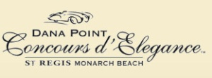 2012 Dana Point Concours Celebration to Raise Money for California-Based Charities
