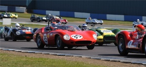 Donington Historic Festival