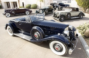 The Moretti Estate Collection of Packard Twelves