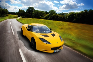 Lotus Brings New 345 HP Supercharged 'Evora S' to McCall's 2012 Motorworks Event!
