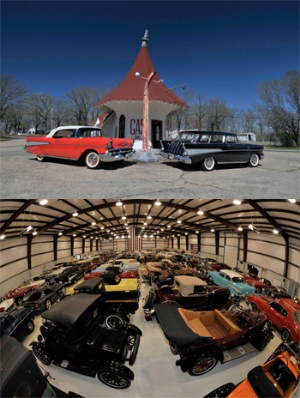 Mecum Announces the Salmon Brothers Collection, June 16, 2012