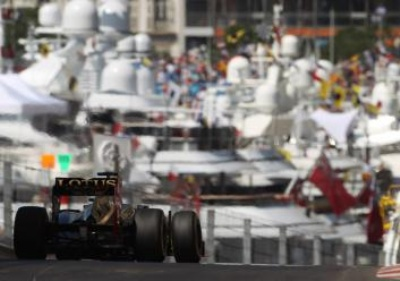 Formula One - Monaco GP Race Report