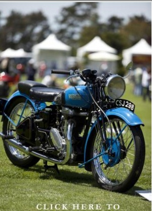 4th Annual The Quail Motorcycle Gathering Information