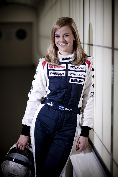 Susie Wolff appointed Development Driver for the Williams F1 Team