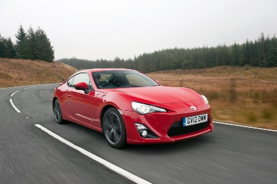 TOYOTA GT86 IS CAR BUYER'S COUPE OF THE YEAR