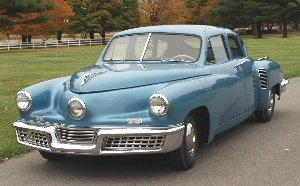 Legendary Tucker Automobiles on Display at 2012 Glenmoor Gathering