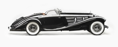 The von Krieger 540 K Special Roadster Will Debut at Gooding & Company's Pebble Beach Auctions