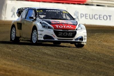 Peugeot 208 WRX Drivers Targeting Repeat Success In Riga!