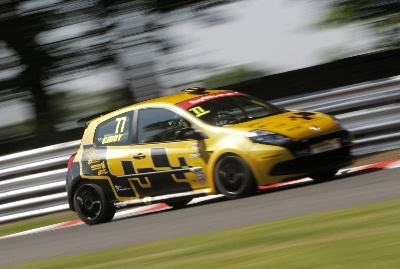 Giddings Quickest In Pre-Event Oulton Park Testing