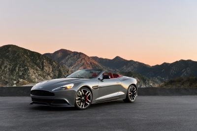 New North American Pre-Owned Program Marks Timeless Appeal Of Aston Martin