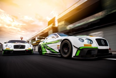 Bentley Motorsport Starts The Season On A High At Mount Panorama