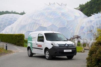 Renault Kangoo Van Z.E. Wins At Business Van Manager Awards