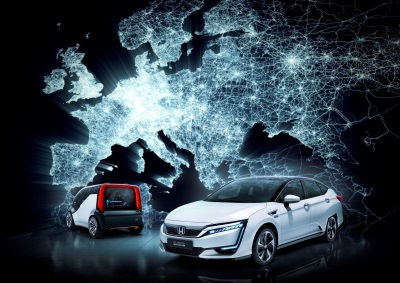 Honda's 'Electric Vision' – Two Thirds Of European Sales To Feature Electrified Powertrains By 2025