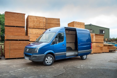 Put A Spring In Your Step With A Super Deal On The Volkswagen Crafter