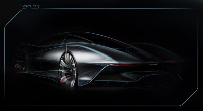 McLaren Reveals Further Details Of Bespoke 'Hyper-GT' Car That Will Be The Most Aerodynamic Road-Going Mclaren Ever