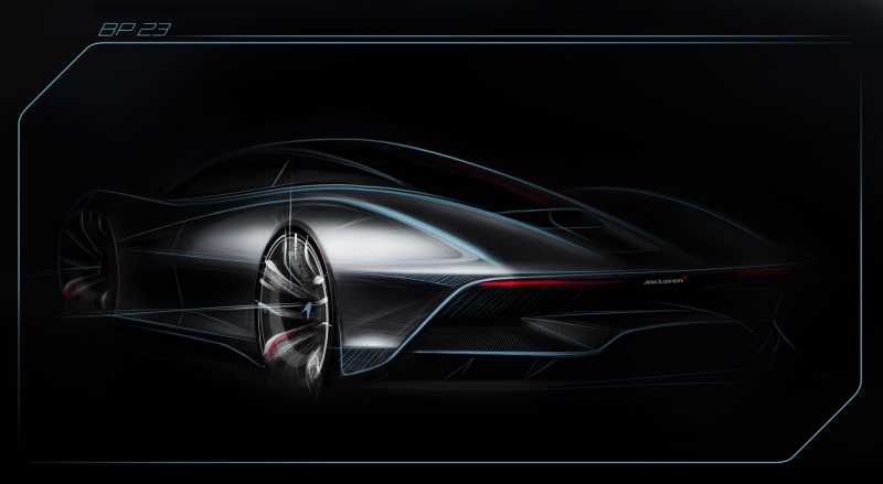 McLaren Reveals Further Details Of Bespoke 'Hyper-GT' Car That Will Be The Most Aerodynamic Road-Going Mclaren Ever