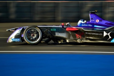 DS Virgin Racing Striving For Success In Monaco