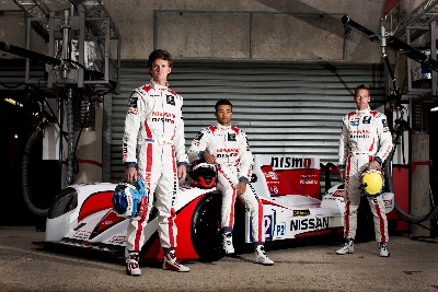 NISSAN PUTS THE FANS FIRST AT LE MANS