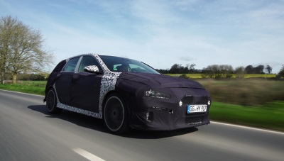 Fine-Tuning The Prototype – Hyundai I30 N Tested On The Roughest Roads In The UK