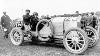120 years of Mercedes-Benz motor sport history