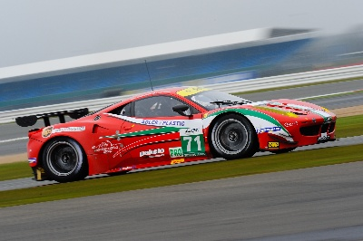 Six Ferrari Race cars to contest Spa WEC event