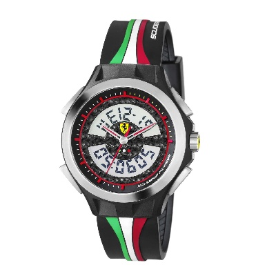 The New Scuderia Ferrari Watch Collection Was Launched At Baselworld 2013