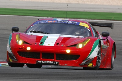 A WEEKEND OF MIXED EMOTIONS FOR THE 458 GT