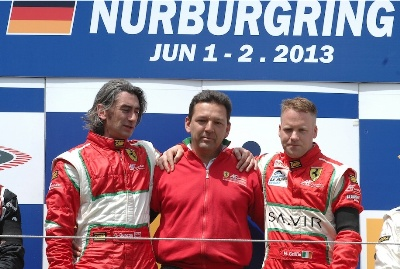 AF CORSE WIN AT NURBURGRING