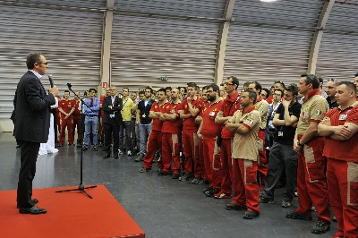 DOMENICALI: 'A WIN WITHOUT IFS OR BUTS'