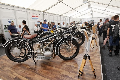 THE COUNTDOWN FOR THE 13TH BMW MOTORRAD DAYS HAS STARTED.