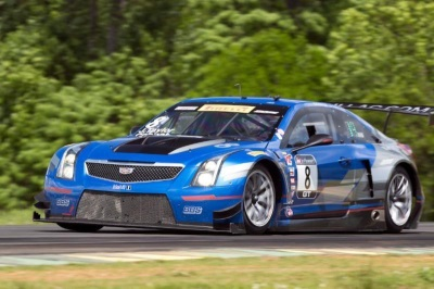 Cadillac Racing Heads North To CTMP For Pirelli World Challenge Sprintx